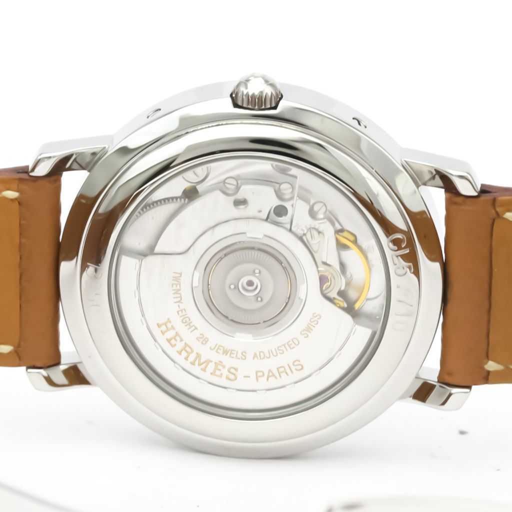 Hermes Clipper Automatic Stainless Steel Men's Sports Watch CL5.710