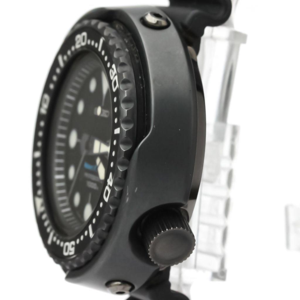 Seiko Prospex Quartz Ceramic,Stainless Steel,Titanium Men's Sports Watch SBBN00E(7C46-0AA0)