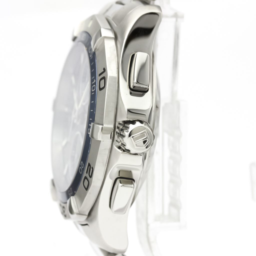 TAG HEUER Aquaracer Chronograph Automatic Mens Watch CAF2012