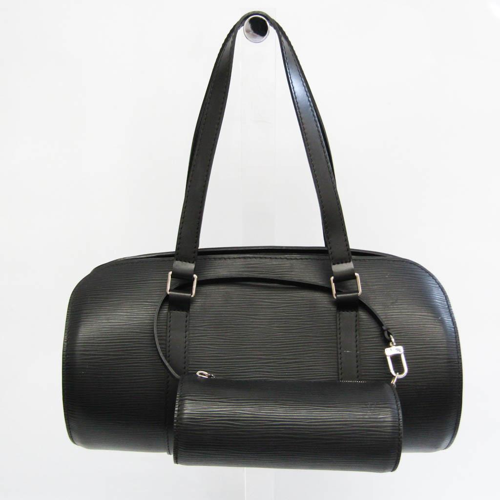 Louis Vuitton Epi SUFLO M52222 Women's Handbag Noir