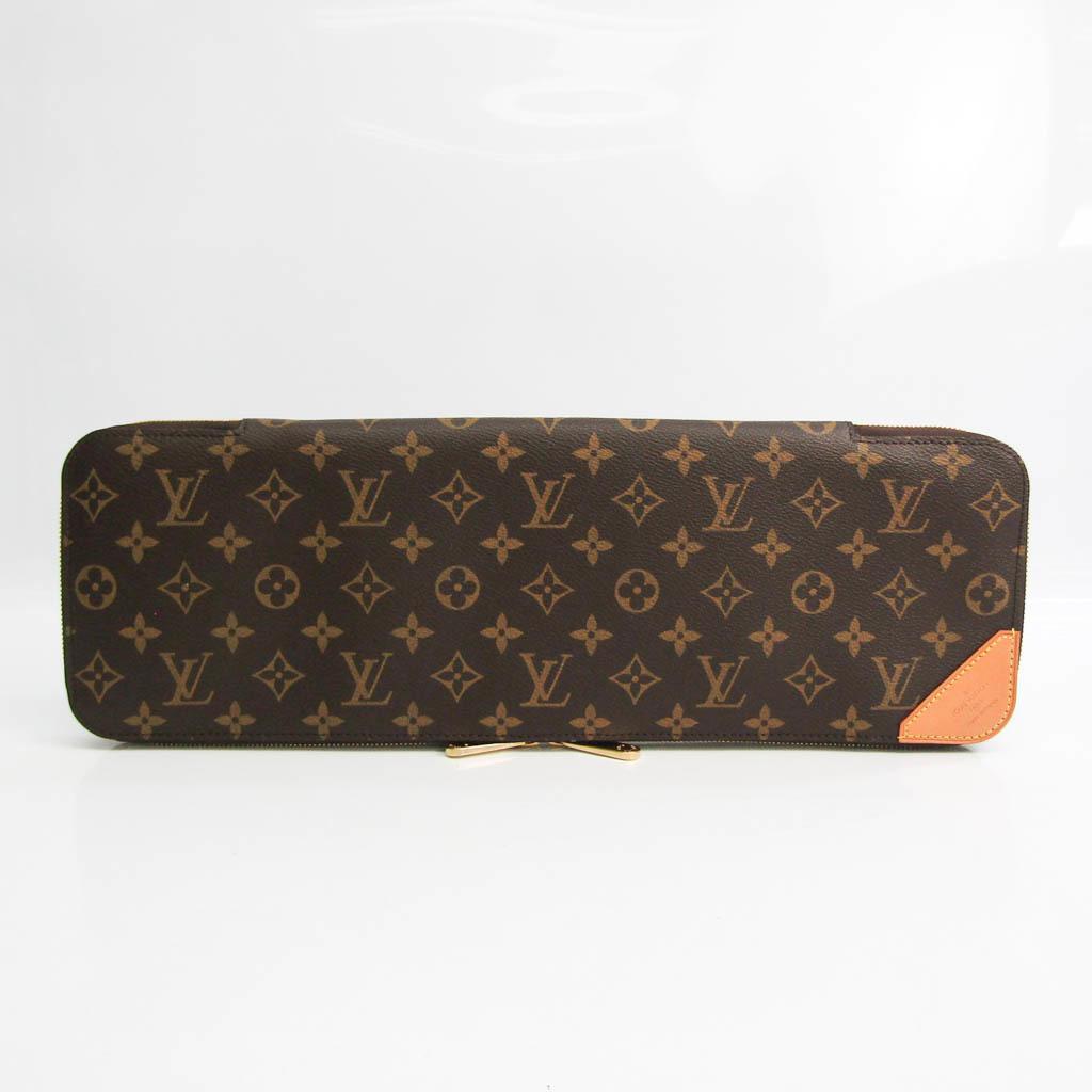 Louis Vuitton Etui 5 Cravat Tie Case M47535 Men's Cravat Monogram Monogram