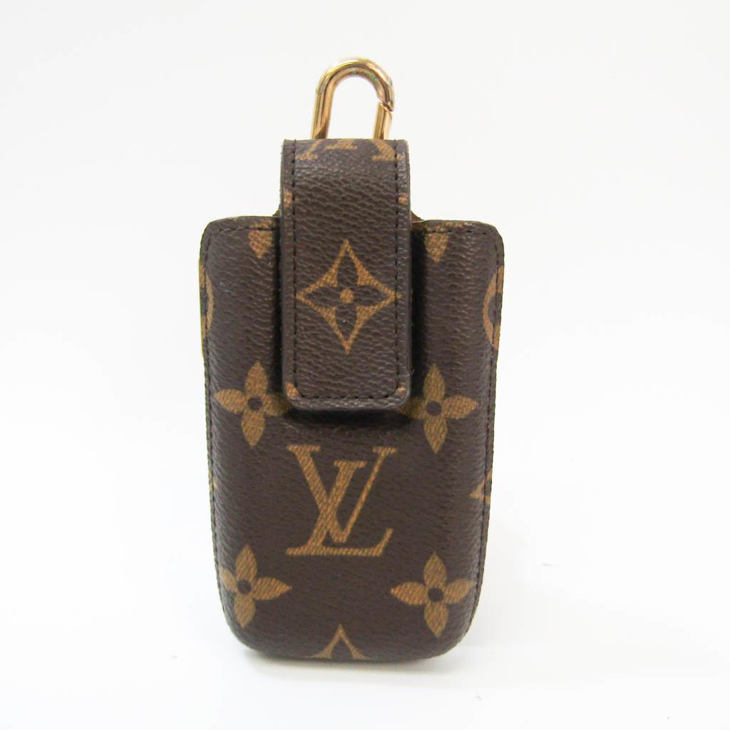 Louis Vuitton Monogram Monogram Phone Pouch/sleeve Monogram Etui Telephone International PM M63064
