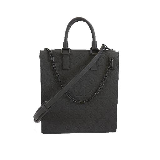Auth Louis Vuitton Taurillon M55924 Men,Unisex,Women Handbag,Tote Bag