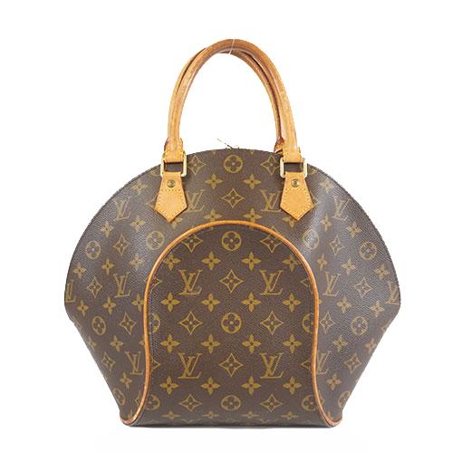 Auth Louis Vuitton Monogram M51126 Women's Handbag