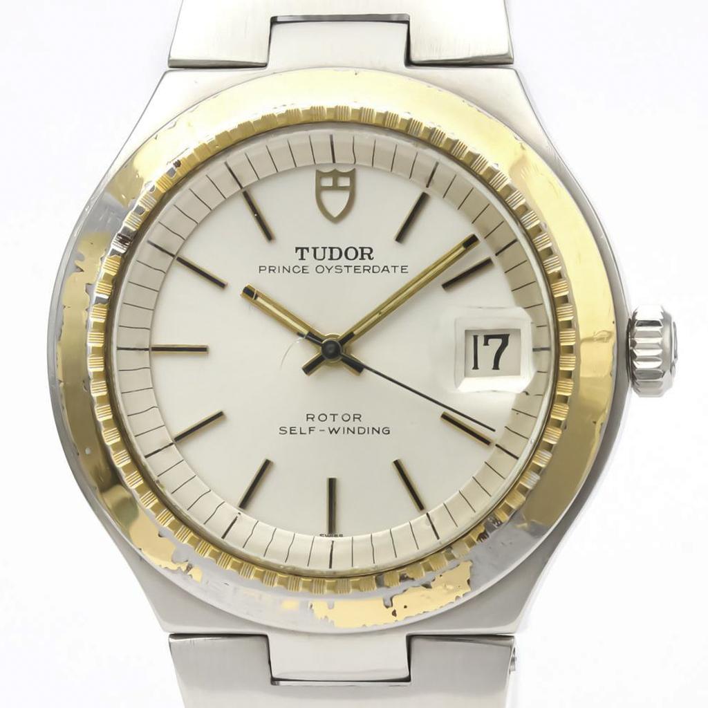 チュードル(Tudor) プリンス・オイスター・デイト 自動巻き ステンレススチール(SS) メンズ ドレスウォッチ 9101/01