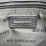 バーバリー(Burberry) レディース レザー ショルダーバッグ ブラック