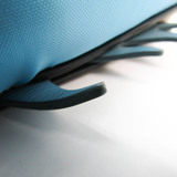 バーバリー(Burberry) Kids Monster Motif 4075380 ボーイズ レザー,ナイロンキャンバス リュックサック ベージュ,ブラック,ブルー,オフホワイト,レッド