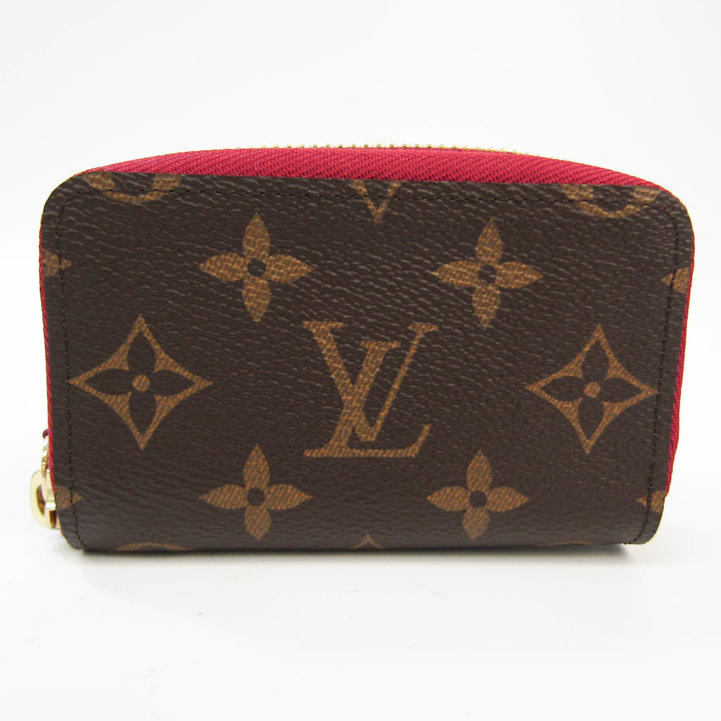 ルイ・ヴィトン(Louis Vuitton) モノグラム ミュルティカルト M61299 モノグラム カードケース フューシャ
