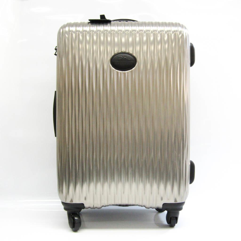 ロンシャン(Longchamp) スーツケース ブラック,ガンメタル フェルヴァル キャリーケース