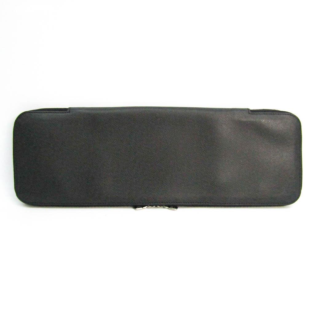 ルイ・ヴィトン(Louis Vuitton) エテュイ 5クラヴァット ネクタイケース M30302 メンズ ネクタイ タイガ ブラック