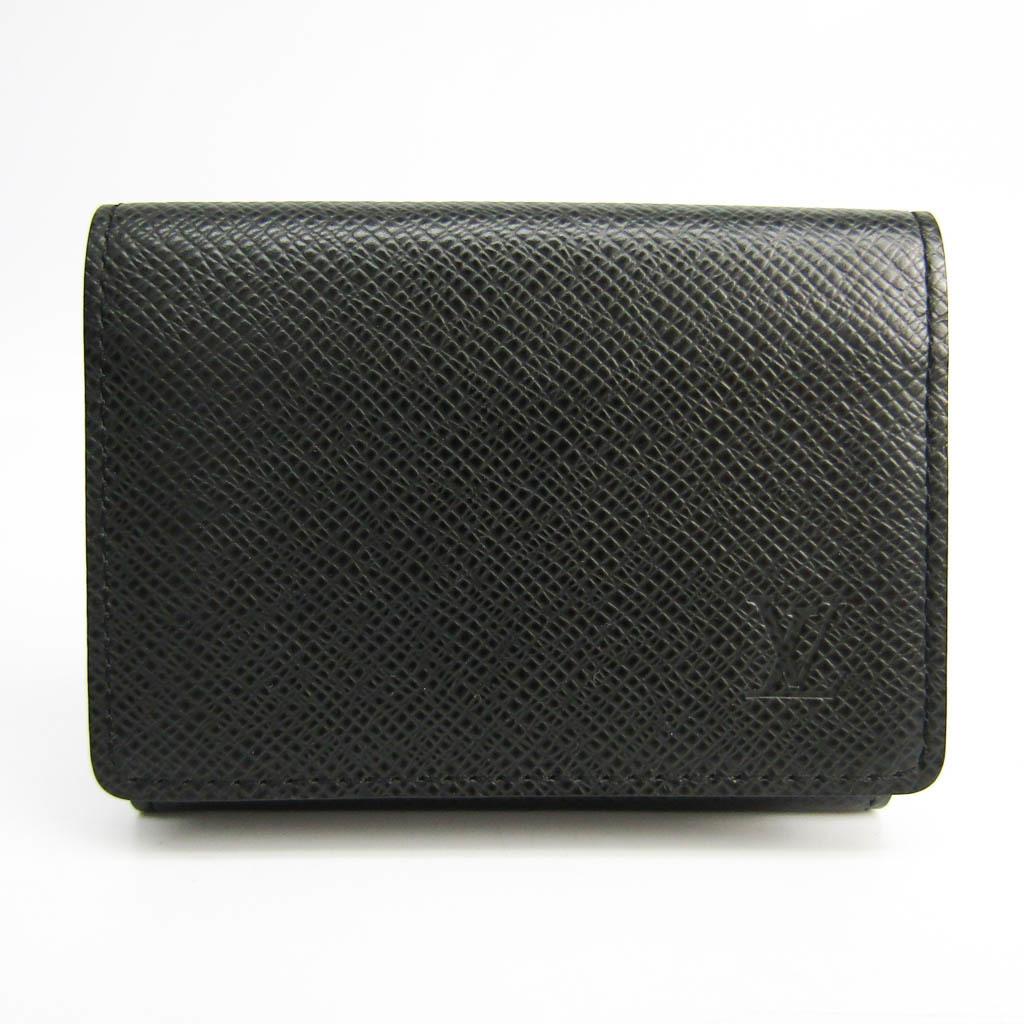 ルイ・ヴィトン(Louis Vuitton) タイガ アンヴェロップ カルト ドゥ ヴィジット M30922 タイガ 名刺入れ アルドワーズ