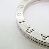 ブルガリ キーリング ロゴ シルバー SV925 1496 AR