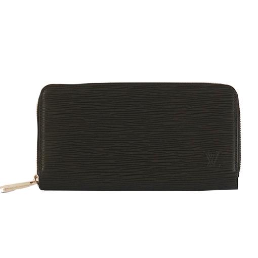 ルイ・ヴィトン(Louis Vuitton) エピ ジッピーウォレット Zippy Wallet M61857 レディース,ユニセックス,メンズ  長財布(二つ折り) ノワール