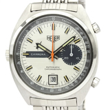 Tag Heuer Carrera Automatic Stainless Steel Men's Sports Watch