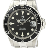 Tudor Submariner Automatic Stainless Steel Men's Sports Watch 75190