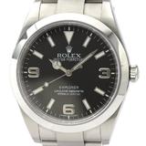 ロレックス(Rolex) エクスプローラーI 自動巻き ステンレススチール(SS) メンズ ドレスウォッチ 214270