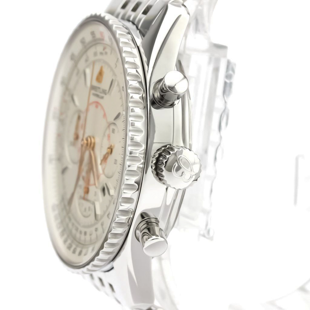 Breitling Navitimer Automatic Stainless Steel Men's Sports Watch A41370