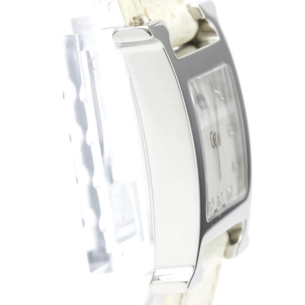 Hermes Heure H Quartz Stainless Steel Women's Dress Watch HH1.210