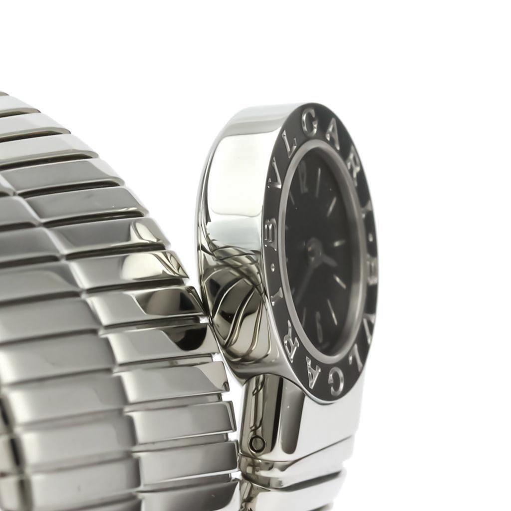Bvlgari Bvlgari Bvlgari Quartz Stainless Steel Women's Dress Watch BB19 1TS