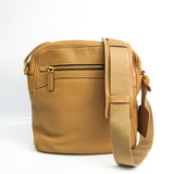 Prada Women's Leather Shoulder Bag Beige