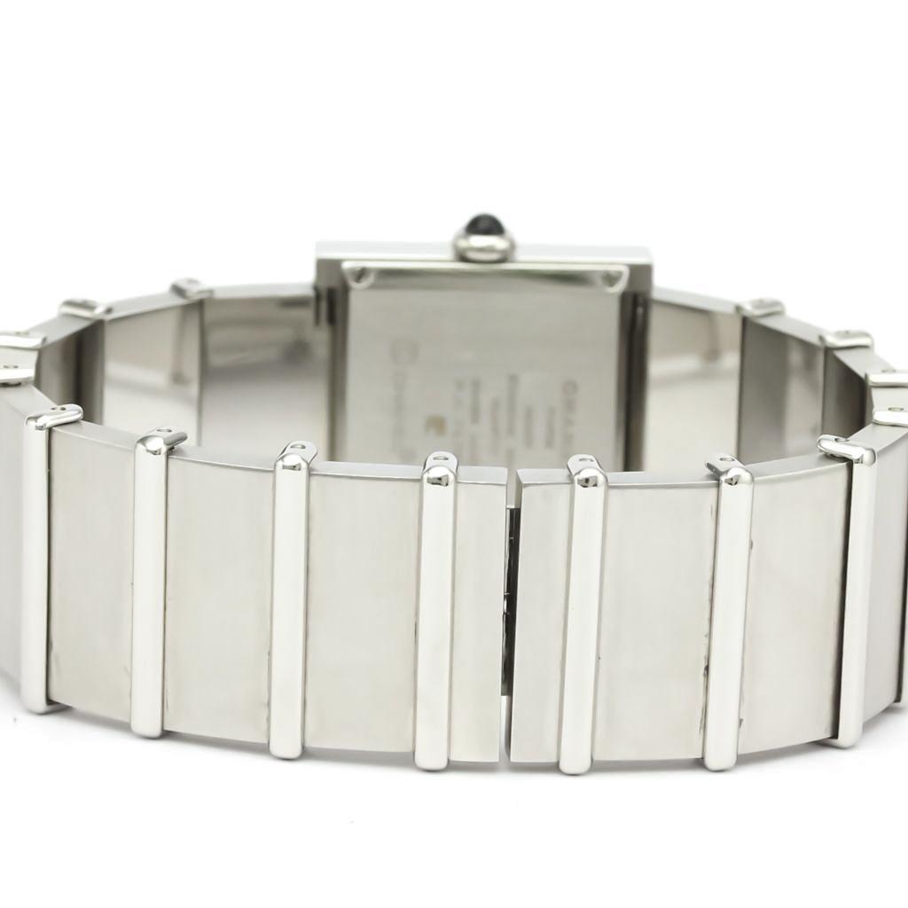 Chanel Mademoiselle Quartz Stainless Steel Women's Dress Watch H0827