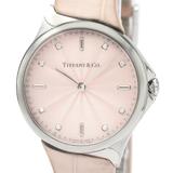 Tiffany Metro Quartz Stainless Steel Women's Dress Watch 60874743