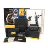 ブライトリング(Breitling) クロノマット 自動巻き ステンレススチール(SS) メンズ スポーツウォッチ AB0110