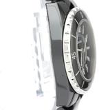 シャネル(Chanel) J12 クォーツ セラミック レディース ドレスウォッチ H0682