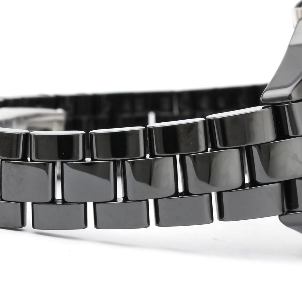 Chanel J12 Quartz Ceramic Women's Dress Watch H0682