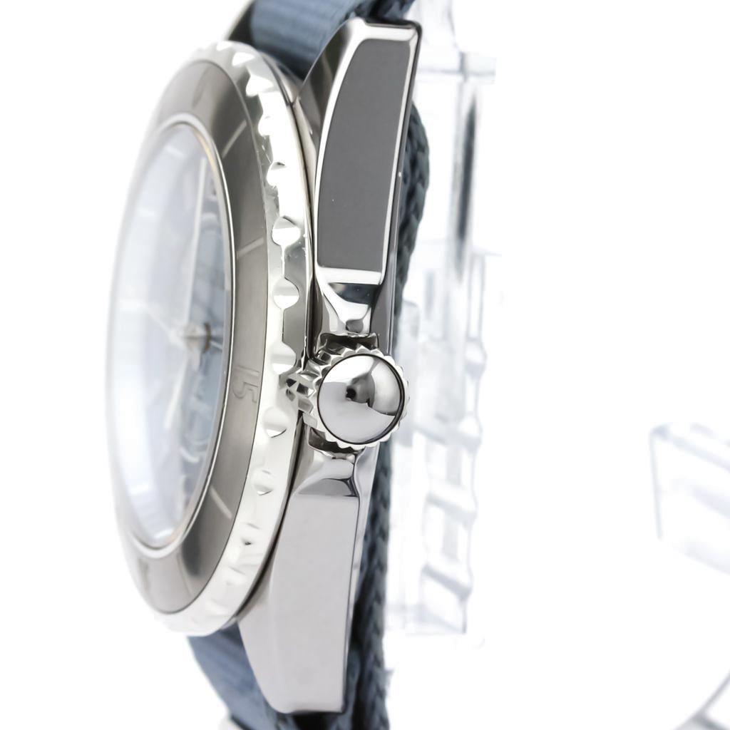 Chanel J12 Automatic Ceramic,Titanium Men's Sports Watch H4338