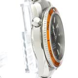 【OMEGA】オメガ シーマスター プラネットオーシャン 600M コーアクシャル オレンジベゼル ステンレススチール 自動巻き メンズ 時計 2209.50