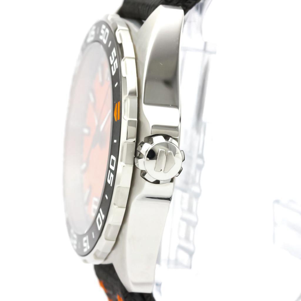 Tag Heuer Formula 1 Quartz Ceramic,Stainless Steel Men's Sports Watch WAZ101A