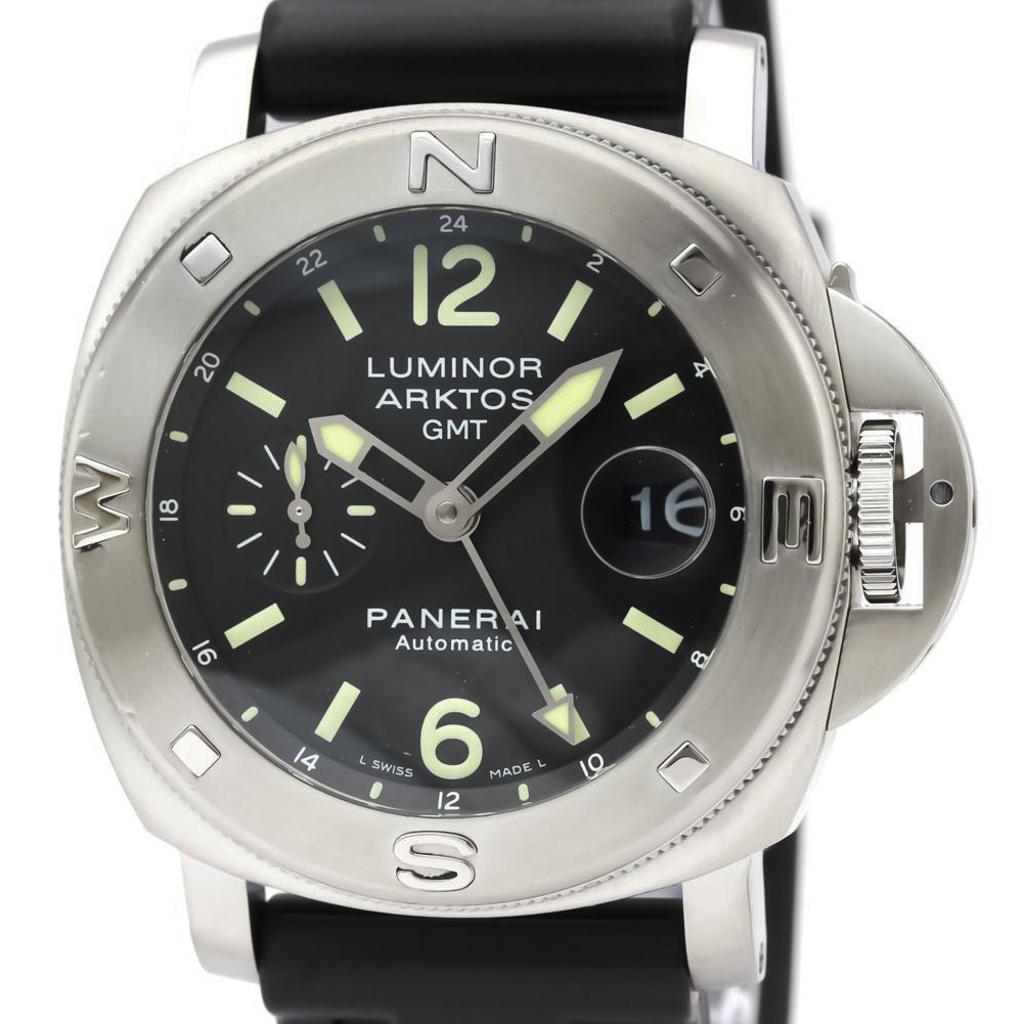 PANERAI Luminor Automatic Stainless Steel Men's Sports Watch PAM00186