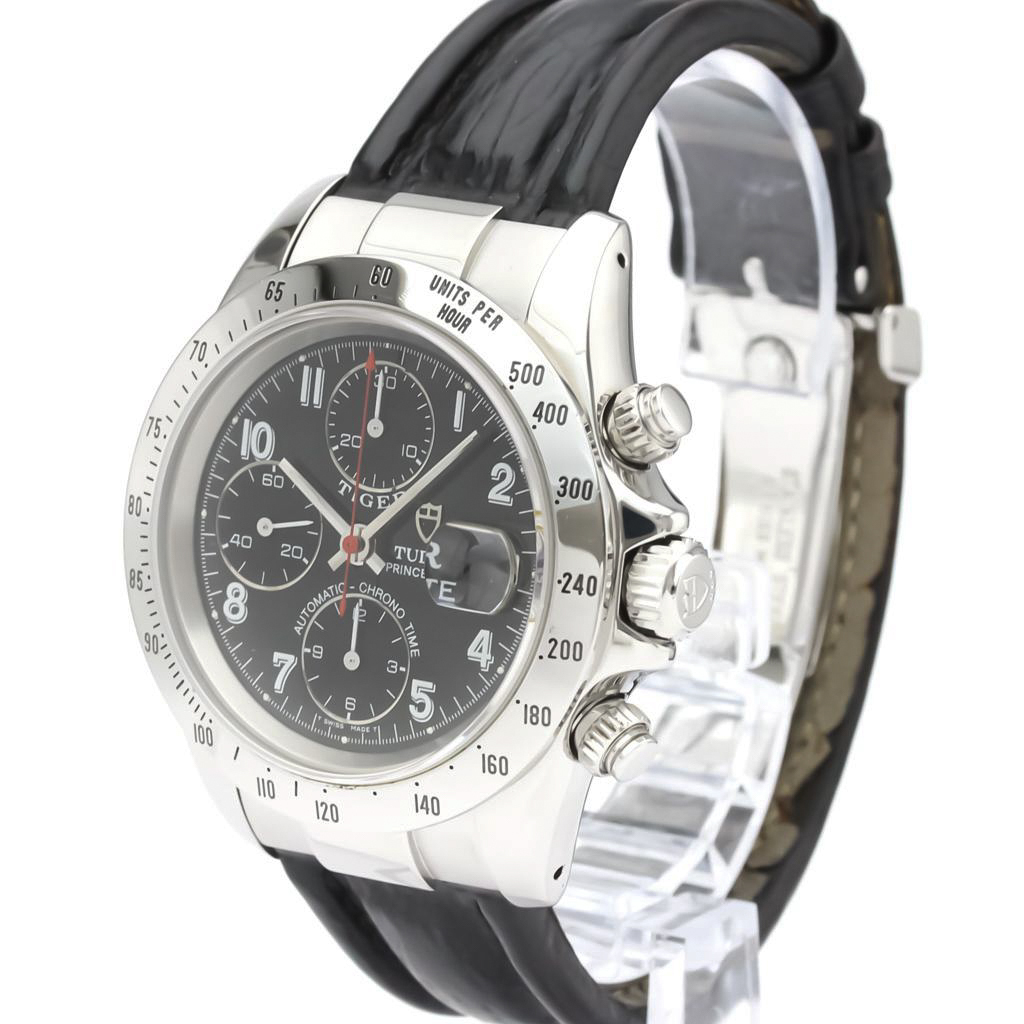 Tudor Chrono Time Automatic Stainless Steel Men's Sports Watch 79280P
