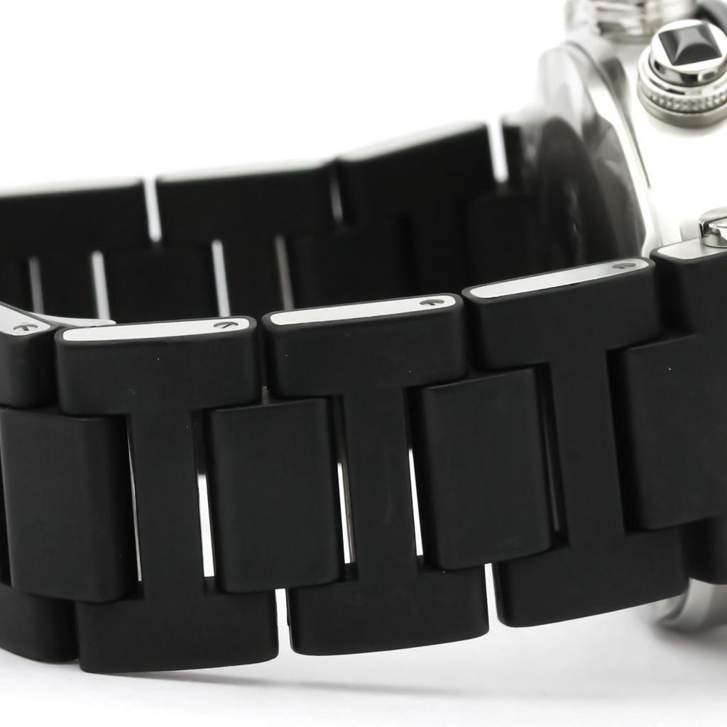 Cartier Pasha De Cartier Automatic Stainless Steel Men's Sports Watch W31088U2