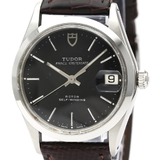 Tudor Prince Oyster Date Automatic Stainless Steel Men's Dress Watch 75204