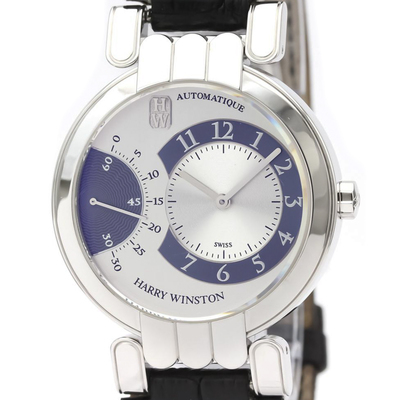 Harry Winston Premiere Automatic White Gold (18K) Men's Dress Watch 200/MASR37W