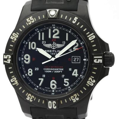 Breitling Colt Quartz Plastic Men's Sports Watch X74320