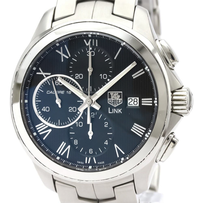Tag Heuer Link Automatic Stainless Steel Men's Sports Watch CAT2012