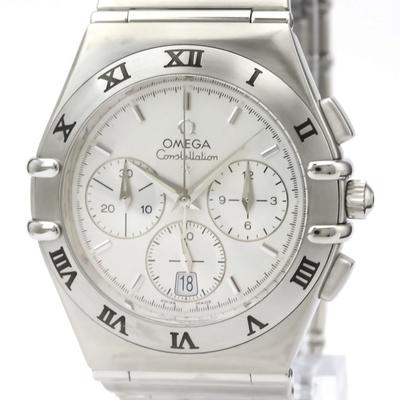 Omega Constellation Quartz Stainless Steel Men's Sports Watch 1542.30