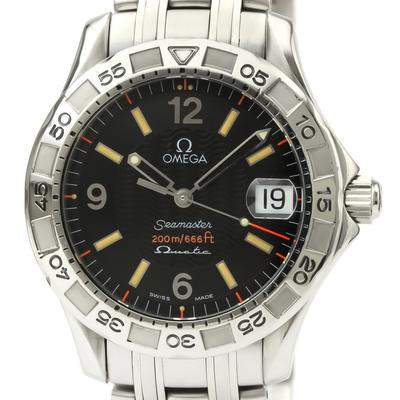 OMEGA Seamaster 200M Omegamatic Auto Quartz Mens Watch 2514.50