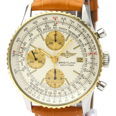 Breitling Navitimer Automatic Stainless Steel Men's Sports Watch 81610