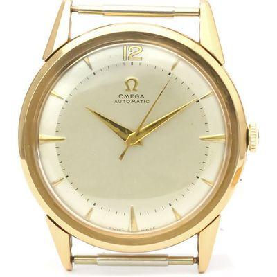 Omega Automatic Yellow Gold (18K) Men's Dress Watch