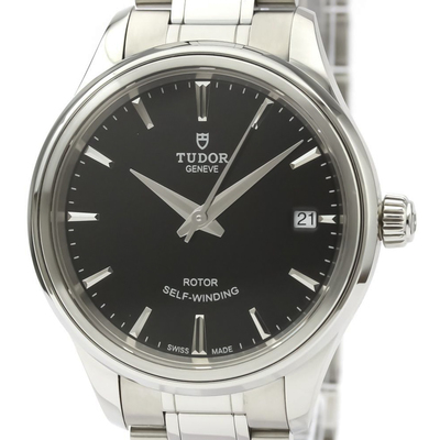 Tudor Automatic Stainless Steel Men's Dress Watch 12300