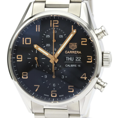 Tag Heuer Carrera Automatic Stainless Steel Men's Sports Watch CV2A1AB