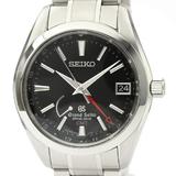 セイコー(Seiko) グランドセイコー スプリングドライブ ステンレススチール(SS) メンズ スポーツウォッチ SBGE011(9R66-0AC0)