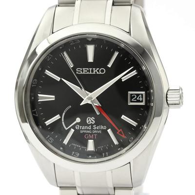 Seiko Grand Seiko Spring Drive Stainless Steel Men's Sports Watch SBGE011(9R66-0AC0)