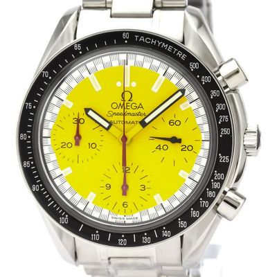 Omega Speedmaster Automatic Stainless Steel Men's Sports Watch 3510.12
