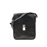 Prada SAFFIANO TRAVEL VA0765 Unisex Saffiano Shoulder Bag Nero