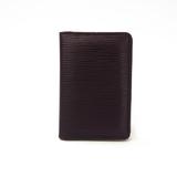 ルイ・ヴィトン(Louis Vuitton) エピ オーガナイザー ドゥ ポッシュ M6358K エピレザー カードケース カシス